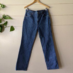 3x25NWOT Wrangler Straight Relaxed High Rise Jeans